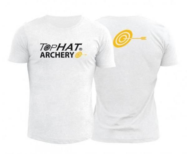 T-Shirt Männer Weiß XL