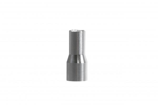 Paralleladapter 5/16 Aluminium