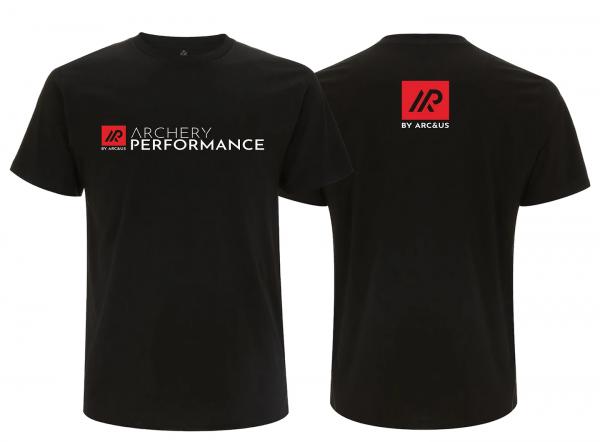 Archery Performance T-Shirt Schwarz