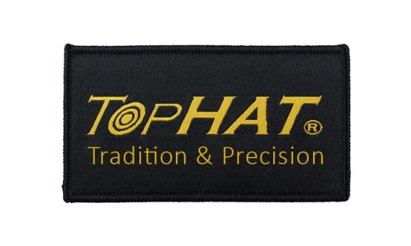 Patch zum Aufbügeln Tradition & Precision-eckig