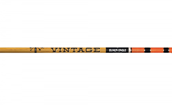Black Eagle Vintage 350 - Befiedert/Crested