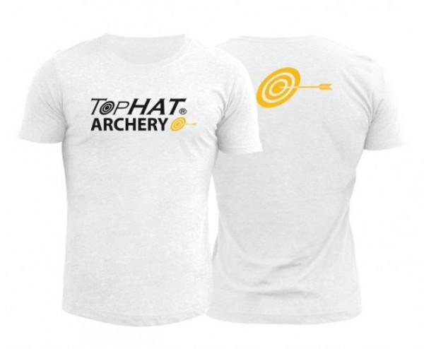 T-Shirt Männer Weiß 3XL