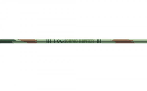 Easton XX75 Camo Hunter 2013