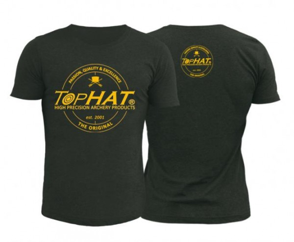 T-Shirt Männer Grau L