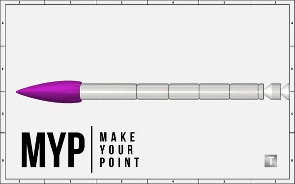 "MYP Glue-in Small (0.118"" to 0.171"") Custom"